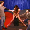 Valentina Vaughn rides the sybian on Howard Stern Show