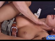 Astounding August Ames Drilled Real Hard