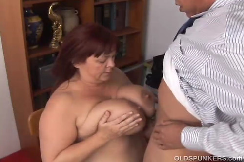 Mature bbw loves cock pity, that