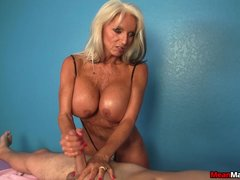 Sally D'Angelo - Naughty masseuse
