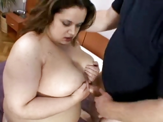 Bbw chubby and huge saggy tits19anal