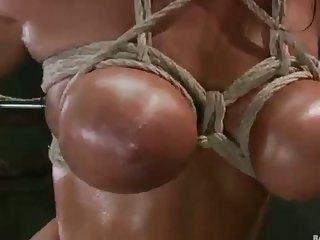 Brutal bdsm double penetration gangbang! vol. 11 by: ftw88