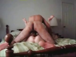 Cuck hubby, his wife and her bull with the big cock