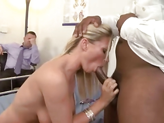 Cuckold story and black doctor. f70