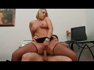 female Fucking boss your