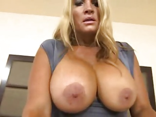 My ameture mature girlfriend has huge tits