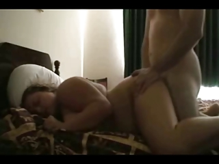 Hot morning sex with my horny fat chubby ex girlfriend