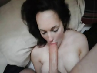 suck in who Woman Ireland cock