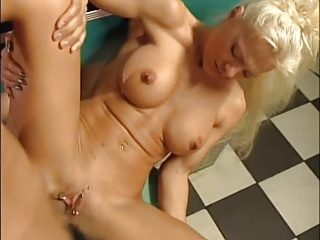 Lexi Blank - Anale Disco Teenies Sc #1