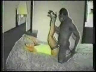 Rich white wife getting fucked in a cheap motel  by black man