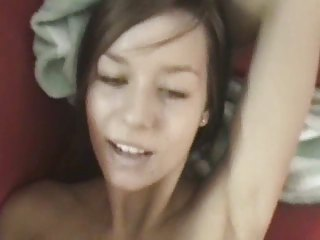 Sexy amateur gets fucked by a stranger