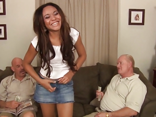 Sluts Fuck Old Dudes For Cash - Part 2