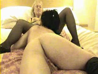 Wife first time licked by a lesbian