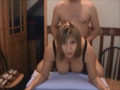 Busty girlfriend sucks cock and gets fucked hard 10