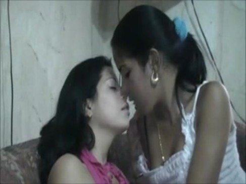 Indian Chicks falling in love