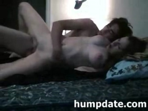 Sexy girlfriend with nice boobs gets fucked