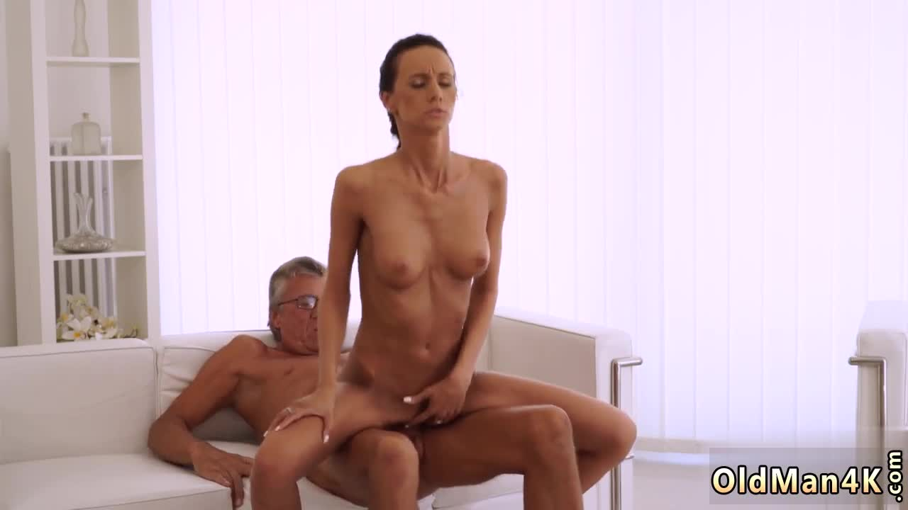 Big cock first hard her