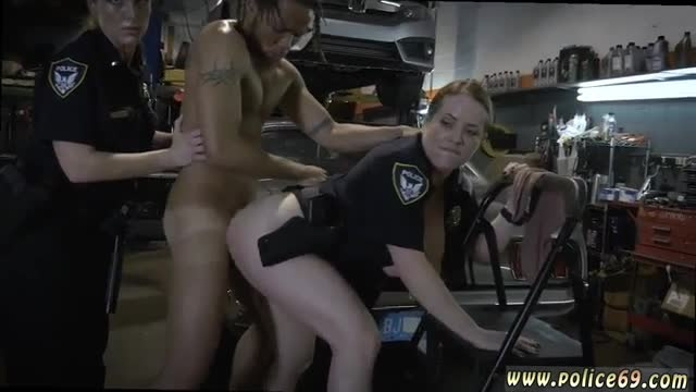 Blonde milf teacher anal and hard fast hardcore xxx Chop Shop Owner Gets