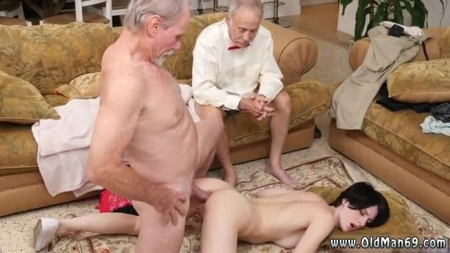 Old granny large tits Nice love