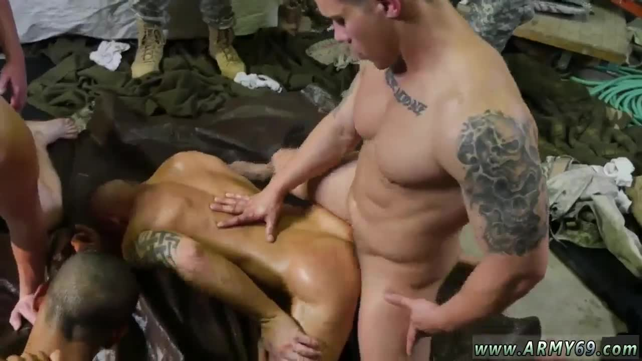 Nude straight men captives can
