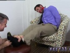 Gay sex of heroines fucking with heroes first time Chase LaChance Tied