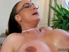 Taboo charming mother english dub first time Big Tit Step Mom Gets a