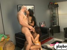 A video by bonitaa90: Two tight babes gets banged by hard dick | uploaded 9 hours, 7 minutes ago