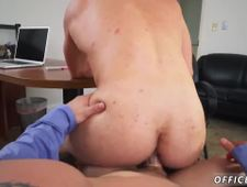 Gay porn movie of young celebs first time Keeping The Boss Happy