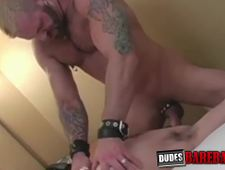 Attractive bottom fingered and raw banged after sixtynine