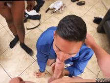 Male straight tube gay porn The squad that works together humps together