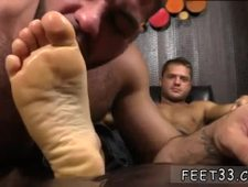 Hot foot ball men dick show gay Tyrell is a harsh customer though and he