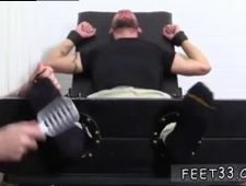 Young hairy male legs and chests gay Tino Comes Back For More Tickle