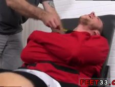 Beautiful legs anal gay movie first time Kenny Tickled In A Straight