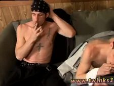 Porn old men gay nude Chain and Benz Smoke Stroke