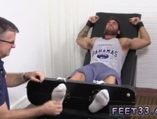 Male breast implants gay porn Chase LaChance Is Back For More Tickle