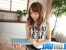 Hikaru Shiina gets busy with her puffy Asian cunt More at Javhd net