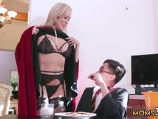 Dutch milf anal Halloween Special With A Threesome