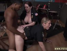 Milf wants creampie first time Raw video captures officer pounding a