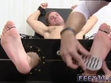 Hung german men of gay porn and small boy with Ticklish Dane Back For