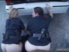 Ebony cheats with white and blonde nurse threesome We are the Law my