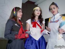 comrade s step brother fucks ally s sister and threesome xxx Cosplay
