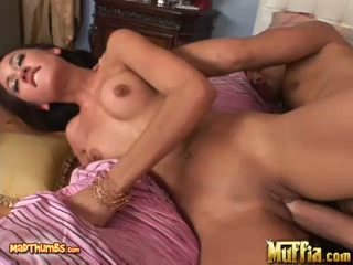 Amia Moretti Has Her Tiny Teen Twat Filled Up For Muffia As Her Boyfriend Watches