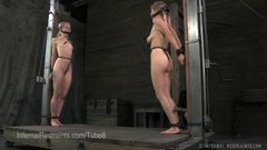 Two Hot Blondes in Bondage