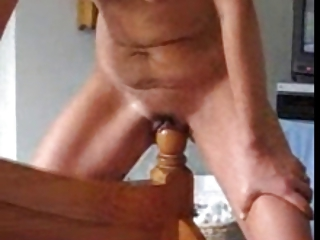 women masturbating with weird objects