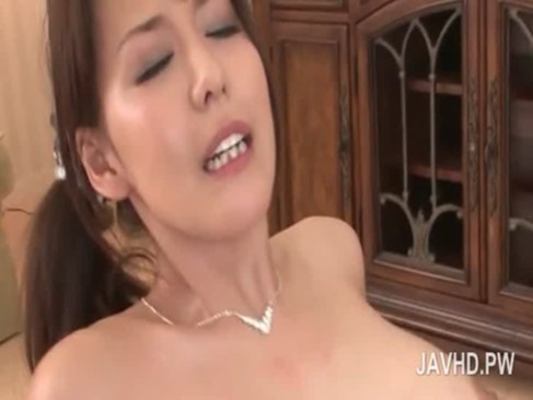 Asian 3some with oral sex and hardcore as ...