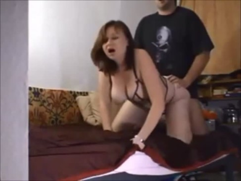 Milf gets fucked on cam