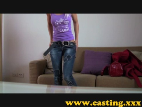 Casting - a beautiful angel gets a monste ...