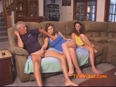Mom and Dad FUCK their TEEN Daughter!