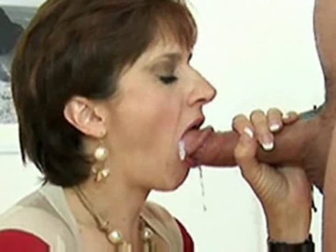 Oral creampie compilation 17 girls