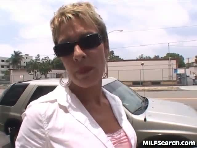 Milfs picked up and fucked